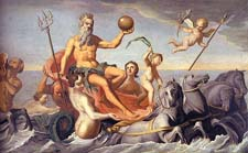 1738 Copley, John Singleton The Return of Neptune, 1754, oil on canvas, Metropolitan Museum of Art, New York