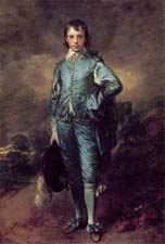 BLUEBOY by Gainsborough 1727-1788