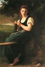 La Tricoteuse